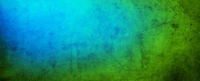 Fundo do verde azul imagens de stock