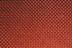 Fundo do vermelho alaranjado Foto de Stock