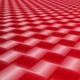 Fundo do vermelho do disco Imagem de Stock Royalty Free