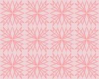 Fundo do vetor de Coral Pink Geometric Triangle Pattern Rose Gold Shimmering Metallic Gradient lapidou a baixa c?pia poli cor 201 ilustração royalty free