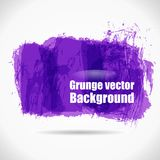 Fundo do vetor de Grunge Foto de Stock