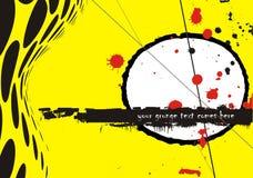 Fundo do vetor de Grunge ilustração do vetor