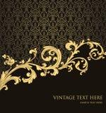 Fundo do vintage Imagem de Stock