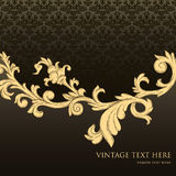 Fundo do vintage Imagens de Stock Royalty Free