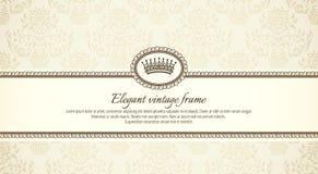 Fundo do vintage Fotos de Stock Royalty Free