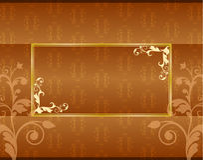 Fundo do vintage da cor Imagens de Stock Royalty Free