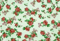 Fundo do vintage das rosas Fotografia de Stock