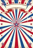 Fundo do vintage de América Imagem de Stock Royalty Free