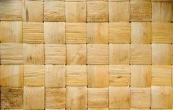 Fundo do weave da fibra Fotografia de Stock