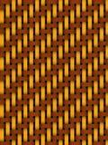 Fundo do weave de cesta ilustração royalty free