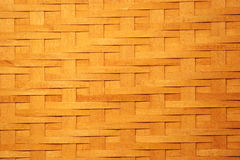 Fundo do Weave de cesta Foto de Stock