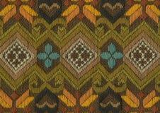 Fundo do weave do algodão Fotos de Stock