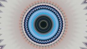 Fundo do Web Caleidoscópio colorido vídeos de arquivo