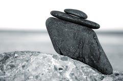 Fundo do zen Fotos de Stock Royalty Free