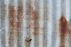 Fundo do zinco, oxidação do grunge e textura oxidados do fundo da corrosão fotos de stock royalty free