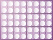 Fundo dos analgésicos do Lilac. Fotografia de Stock Royalty Free
