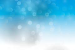 Fundo dos azuis celestes Foto de Stock