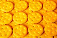 Fundo dos biscoitos Fotos de Stock Royalty Free