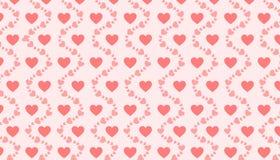 Fundo dos corações, amor, abstrato Foto de Stock Royalty Free