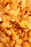 Fundo dos Cornflakes Imagens de Stock Royalty Free