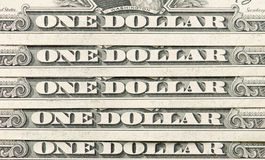 Fundo dos dólares americanos Fotografia de Stock
