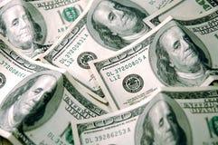 Fundo dos E.U. Currancy Imagem de Stock Royalty Free