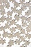 Fundo dos enigmas de serra de vaivém Fotografia de Stock Royalty Free