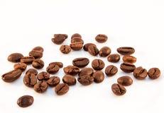 Fundo dos feijões de café Imagens de Stock