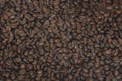 Fundo dos feijões de café Fotografia de Stock Royalty Free