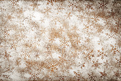 Fundo dos flocos de neve Foto de Stock Royalty Free