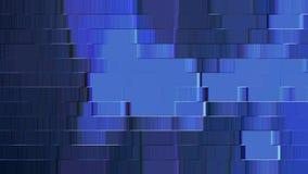 Fundo dos gráficos do movimento geométrico ilustração stock