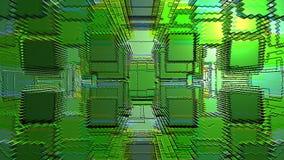 Fundo dos gráficos do movimento geométrico ilustração do vetor