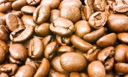 Fundo dos grãos de café Fotos de Stock