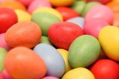 Fundo dos ovos de Easter Foto de Stock
