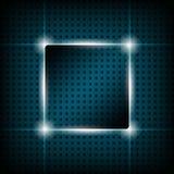 Fundo dos quadrados Foto de Stock