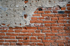 Fundo dos tijolos Imagens de Stock Royalty Free