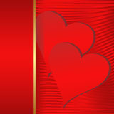 Fundo dos Valentim Fotos de Stock Royalty Free