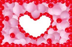 Fundo dos Valentim Imagens de Stock
