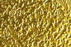 Fundo dourado Imagem de Stock
