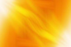 Fundo dourado abstrato das curvas Imagem de Stock