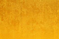 Fundo dourado da textura do cimento ilustração royalty free