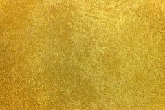 Fundo dourado da textura Ouro do vintage imagens de stock royalty free