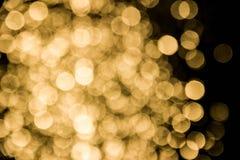 Fundo dourado do feriado alaranjado e preto fotos de stock royalty free