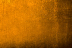 Fundo dourado do metal Foto de Stock Royalty Free