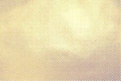 Fundo dourado quadriculado shinning luxuoso digital moderno criativo do sumário do teste padrão da textura da grade do quadrado/c ilustração stock