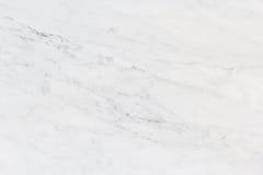 Fundo e alta resolução de mármore brancos da textura Imagem de Stock