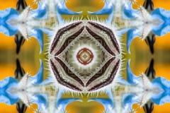 Fundo e cores abstratos Imagens de Stock