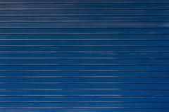 Fundo e papel de parede de madeira azuis da textura imagem de stock royalty free