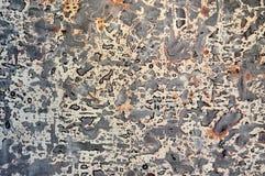 Fundo e textura cinzentos Fotos de Stock