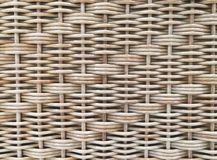 Fundo e textura de cestas de vime fotografia de stock royalty free